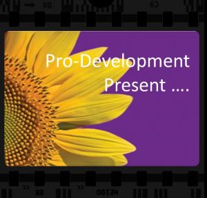Pro-Development Present