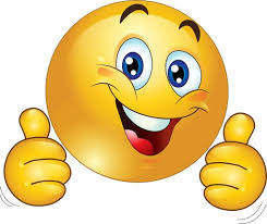 happy smily head