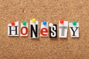 Honesty pic