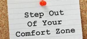 comfort zone pic