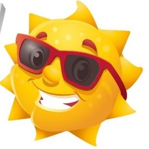 smily sun