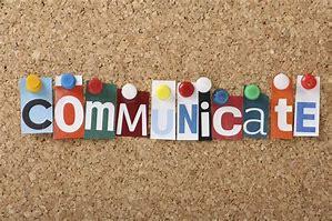 communicate 1